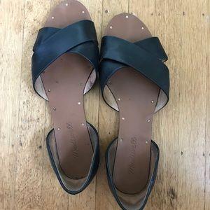 Madewell Shoes - Madewell Thea Crisscross Sandal